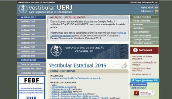 inscrições Vestibular UERJ 600x348 - Vestibular UERJ 2022: Inscrições, Calendário, Provas e Gabarito