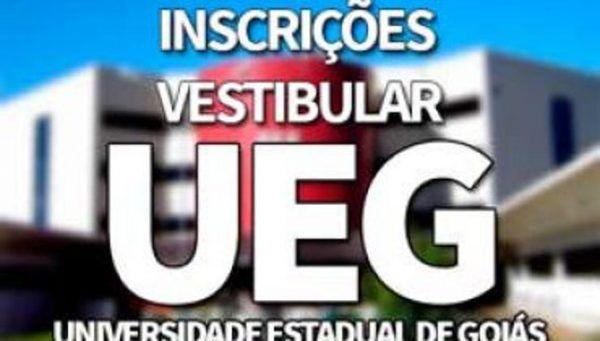 Vestibular UEG 2020 600x341 - Vestibular UEG 2022: Inscrições, Provas, Resultados, Edital