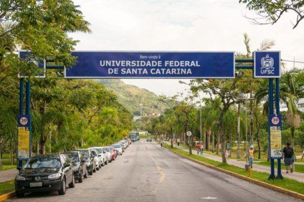 universidade federal de santa catarina 600x398 - Vestibular UFSC 2022: INSCRIÇÕES, Calendário, Cursos e Resultados