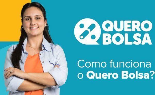 como funciona Quero Bolsa 600x371 - Quero Bolsa 2022: INSCRIÇÕES, Cursos Com Bolsas de 75%