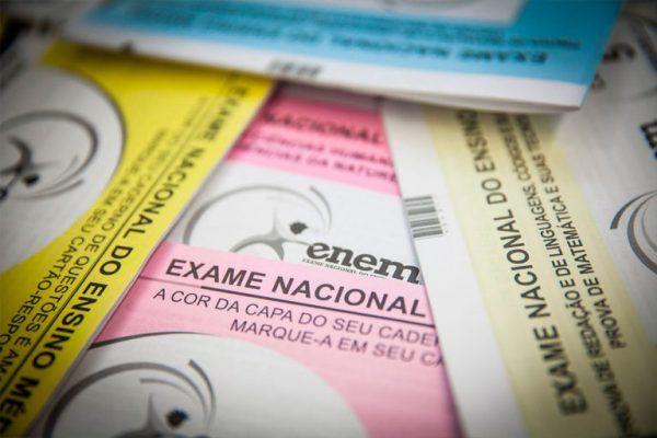 enem UEFS 600x400 - Vestibular UEFS 2022: Inscrições, Calendário, Cursos e Resultados